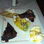 Bouzouki By Night - share dessert