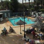 piscina caliente