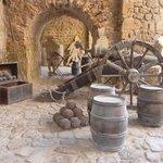 Ibiza Castle Cannon