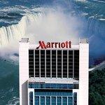 Marriott on the Falls Exterior