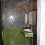 Banheiro quarto Simple Life Resort