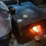 Rrrrrrricas tortillas a MANO!!!!