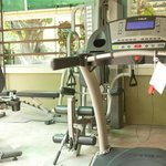 Fitness Aromdee Apartment