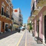 Campeche town