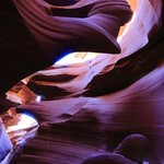Antelope lower canyon