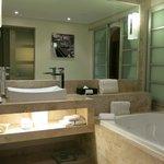 Супер-удобная ванная!