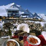 La terrasse coté restaurant, philipperoyer.com