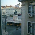 desde la ventana de mi habitación