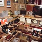 Our Walk-in Humidor