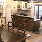 Kitchen at disposal/Cuisine à disposition