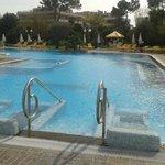 piscina calda esterna