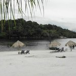 Eco Lodge Beach on the Taruma River