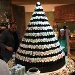 new year's eve sushi mountain