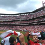 Phillies Fans are Enthusiastic!