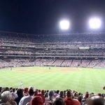 The Ballpark at Night