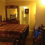 Stoneman's corner room
