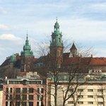 vista sul Wawel