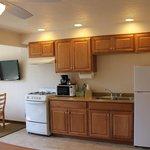 Deluxe Kitchen Suite