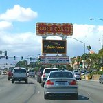 Coming from the Strip