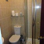 Shower room, room 15