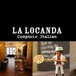 LA LOCANDA COMPTOIR ITALIEN, NIMES