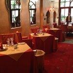 Nice Riad and good Restaurant .