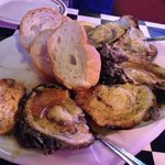 Acme Oyster House Charbroiled Oysters