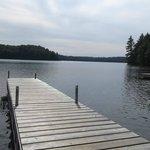 Oastler Lake access point