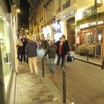 Huchette street