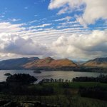 A dramatic Derwent Water