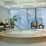 Whirlpool and Steam Room