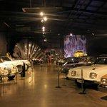 WOW Cars on display