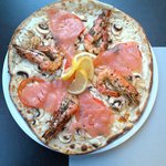 Pizza Netuno
