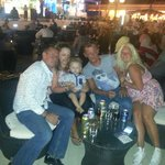 Friends and me at Soho Square   Sharm