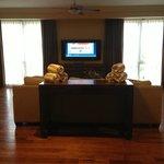 Foyer/Family Area