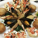 Chef's feature appetizer