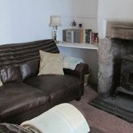 Front Room with log fire
