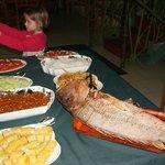 repas poisson