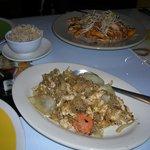 Pad Woon Sen Chicken