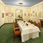 Banquet Room at Grandhotel Brno