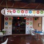 Les meilleurs glace de la zona de Cancún , playa del Carmen y puerto adventuras a tout mes amis