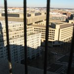 Old Post Office Pavilion view- the FBI building