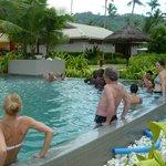 Pool Wassergymnastik