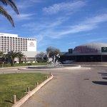 Casino and crowne plaza