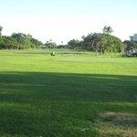 18th hole Ka'anapali Golf Course