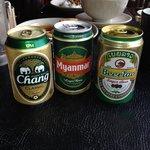 Golden Beer triangle.
