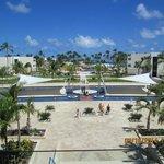 site de l'hotel vue sur la plage