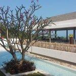 Main pool & Restaurant