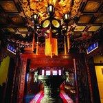 Chinese Restaurant Lobby