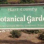 The Hart County Botanical Gardens